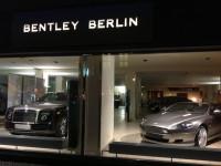 Угон из салона Bentley