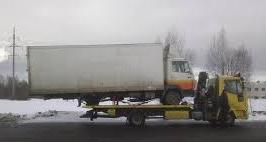Автопарк эвакуаторов до 40 тонн