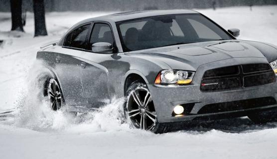 Правила управления автомобилем зимой
