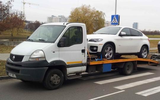 Эвакуатор RENAULT MASCOTT в Минске