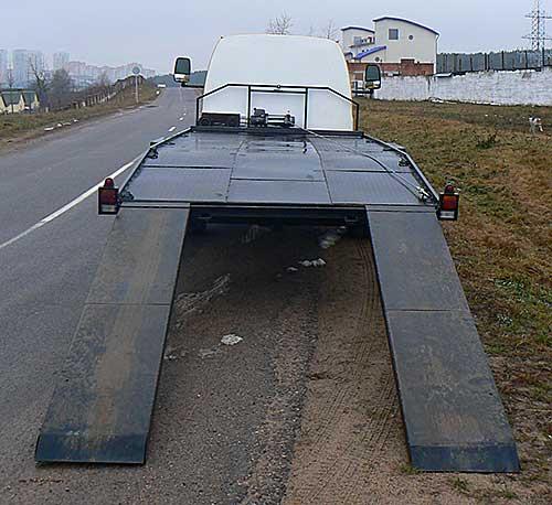 Эвакуатор GMC в Минске