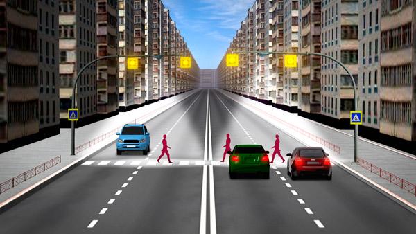 умные пешеходные переходы