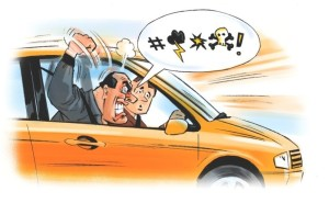 что раздражает водителей