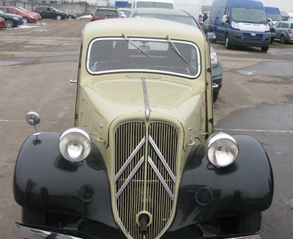 Citroen 7C 1936