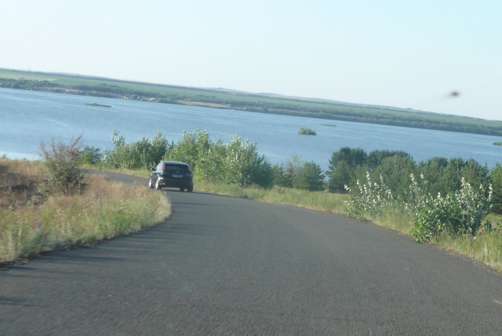 Автомобильный выезд на природу