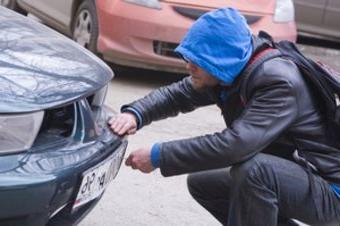 Кража госномера в России