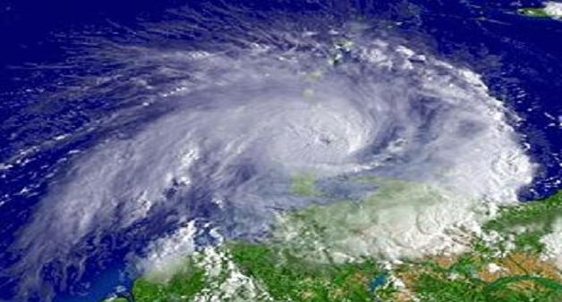 циклон Иветта