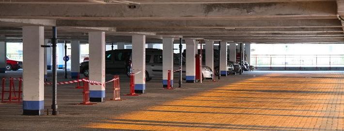 эвакуация с парковок