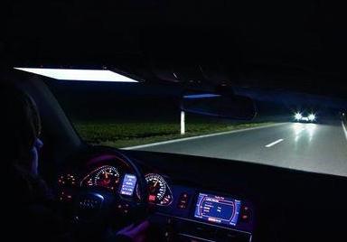 ночная эвакуация автомобилей