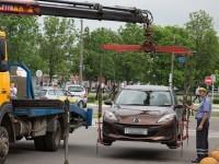 принудительная эвакуация автомобилей