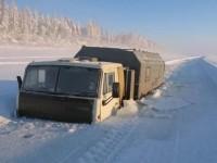 Зимние проблемы автолюбителей