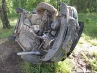 В Столинском районе владелец автомобиля попал в ДТП