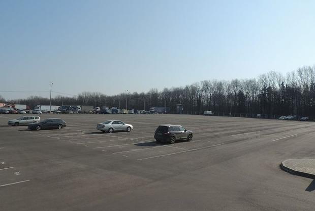 перехватывающие парковки минск