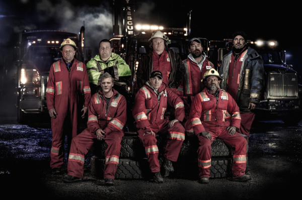 Highway Thru Hell Canada 1 сезон 1 серия