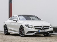 Новый Mercedes S-coupe 63 AMG