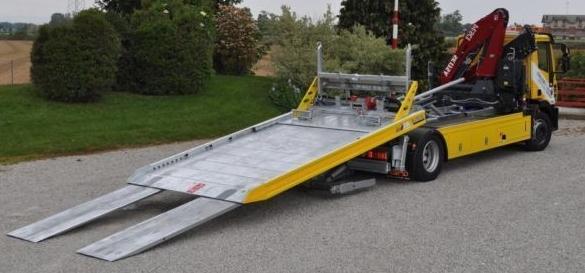 эвакуатор для перевозки спорткара