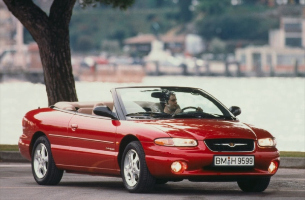 Chrysler Stratus Convertible