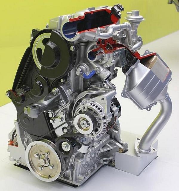 Мотор Tata Nano