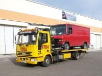 эвакуация грузовых транспортных средств