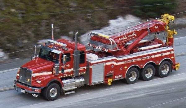 грузовой эвакуатор скороход