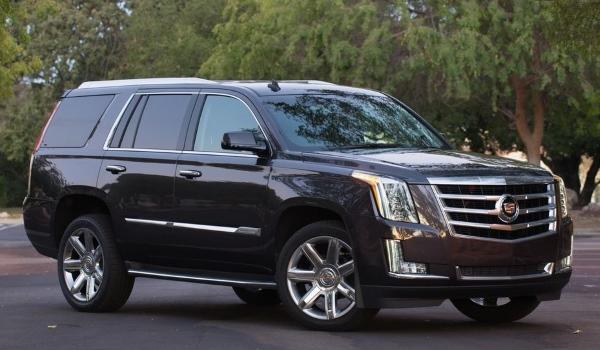 Cadillac Escalade 2015 года
