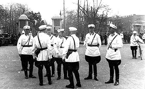 госавтоинспекция главного управления рабоче крестьянской милиции
