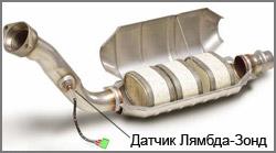 датчик лямбда-зонд
