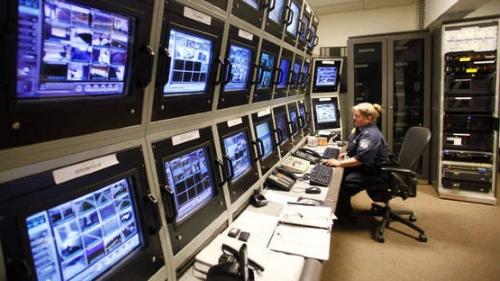камеры слежения голландия