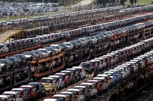 падение цен на автомобили