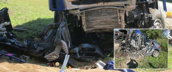 погибли четверо белорусов на volkswagen