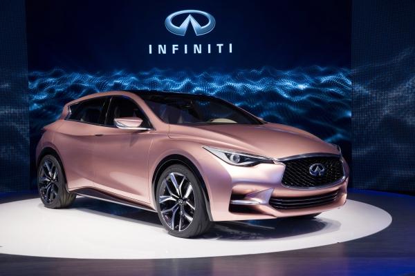 Новый  Infiniti Q30