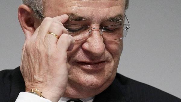 босс volkswagen ушел в отставку