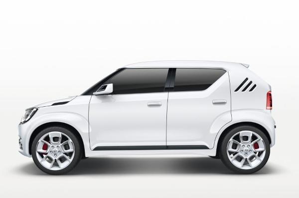 новый Suzuki iM-4