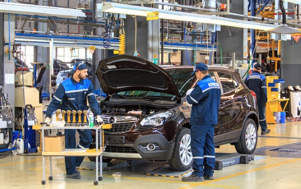 Opel Юнисон