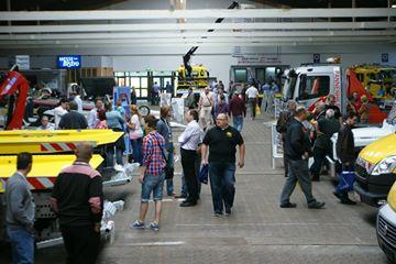 выставка эвакуаторов IFBA